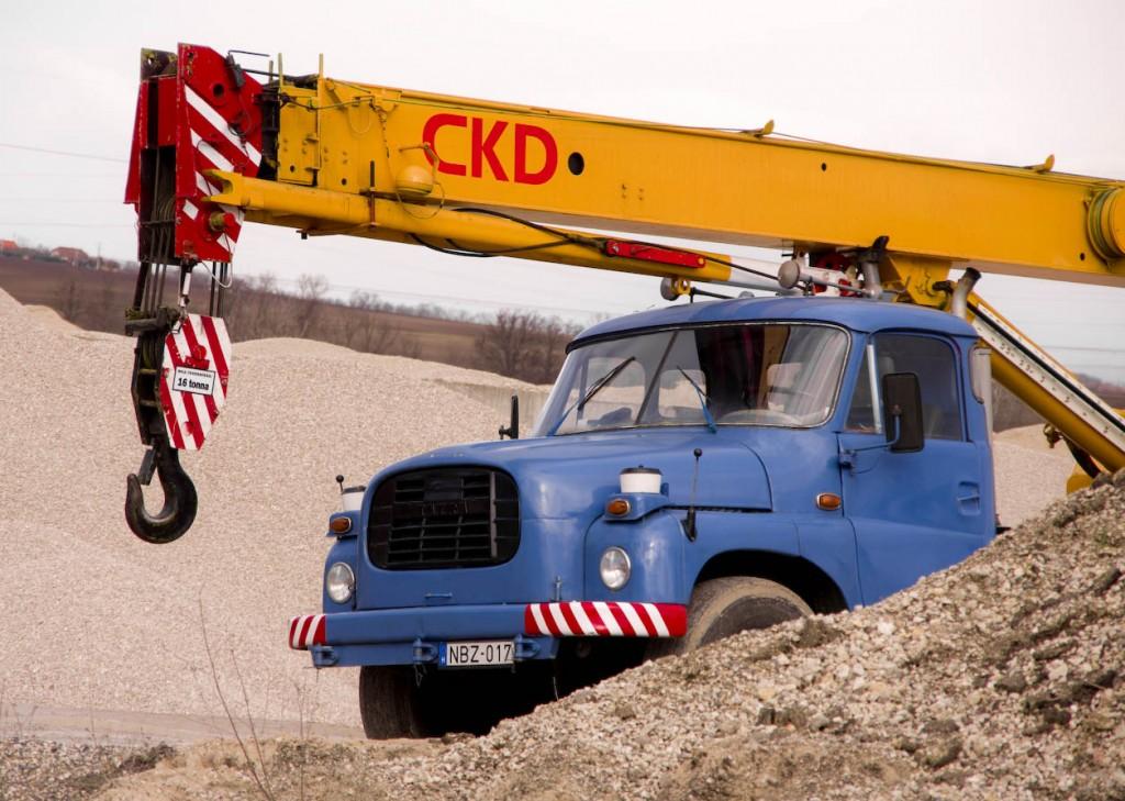 Tatra 148 CKD AD 160