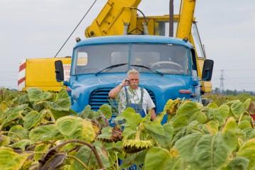 Autómentés – Felborult Mezőgazdaságigép